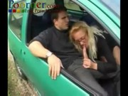French MILF driving school - HOT
