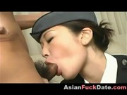 Hairy Asian Babe
