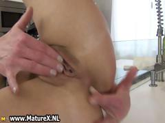 Sexy Mature Housewife Loves Pleasing Her Part4
