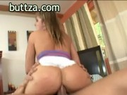 Tasty big clod gets drilled and creamed w ...