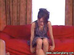 Hot Slutty Office Asian Get Fingerfucked