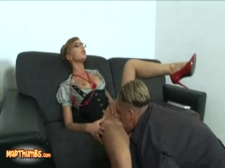 Florina Rose Gets Banged Hardcore By Her Boss