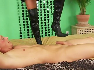 Sweet Doll Loves Riding The Cock - CzechSuperStars