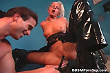 Hardcore sex and BDSM play with sexy
