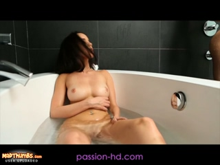 Two Pretty Girls Fuck In Hardcore Threeway Sex By PassionHD