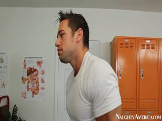 Teacher Nikita Von James Fuck Student On Naughty America