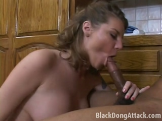 Kayla In Interracial Sex With BBC