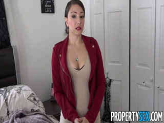 Big Butt Latina Real Estate Agent Tricked Into Fucking On Camera