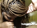 ms gigglez thick bbw banged her peirced pussy