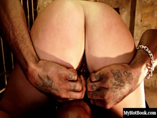 Brooklyn Blue is a hot blonde with giant tits who gets her pussy