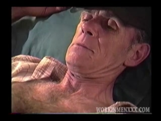 Mature Amateur John Jacking Off 2