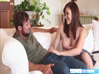 Super horny and alluring Alison Rey gets her pussy fucked by dude