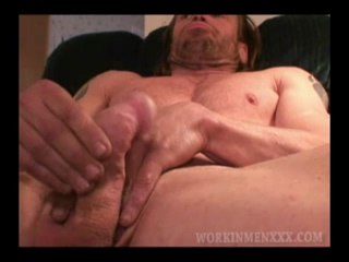 Mature Amateur Scott Jerks Off 2