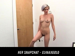 Young Cheating Gf First Time Anal Her Snapchat - Elinaxgold