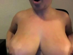 Alexa - Busty Webcam Whore Solo