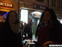 I Picked up Girl in front of Prague Night Bar