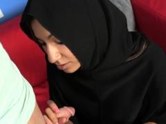 Arab Teenie Wanking Cock Sensually In Pov