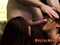 Brat Slave And Self Bondage Vibrator Then After He's Had
