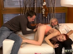 Daddy Fucks His Little Girl Xxx Unexpected Practice With