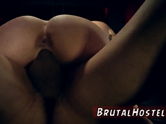 Teen Rough Ass To Throat And Brutal Anal Fetish Best Pals