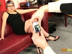 Amateur Babe Gets Fucked Hard
