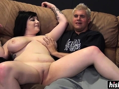 Tattooed Girl Craves For A Big Cock