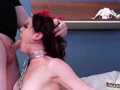 Rough Brutal Pain Audrey Is Back For More Treatment At