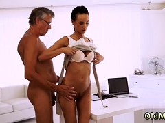 Old Mom Sex And My Pussy Is Yours Daddy His Grey Hair