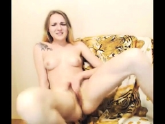 Sexy Hottie Anetta Keys Enjoys A Solo Toy Masturbation