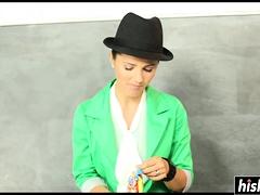 Erica Fox Has Fun With A Dildo