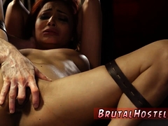 Whipping Amateur Bondage Blowjob Poor Lil' Jade Jantzen,