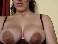 Big Nippled Girl In Glasses Webcam Show