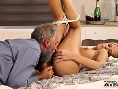 Daddy Plays With Playfellow' Companion's Daughter