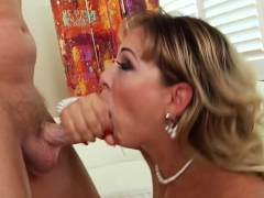 Milfs Suck - Cherie Deville, London River And Dee Williams