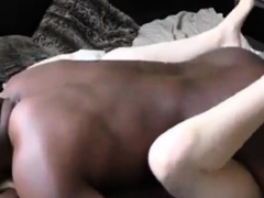 Beutiful Wife Gets A Bbc And Take A Facial