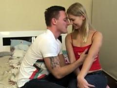 18 Teen Threesome Hd And Blonde Elf Great Practical Joke