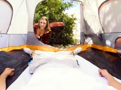 Vrbangers Anya Olsen Rocking The Tent And Getting Fucked