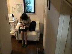 Asian Amateur In Maid Uniform