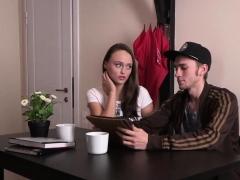 18 Videoz - Alice Koks - Sex Present For Slutty Wife