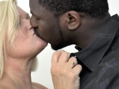 Lacey Starr Fucked By A Horny Black Stud