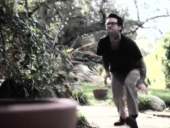 Ptetite Teen Lured Into Fuck By Perverted Neighbor