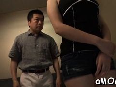 Appealing Oriental Milf Works Wang In Mind Blowing Scenes