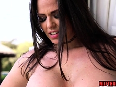 European Milf Sex With Cumshot