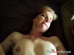 Mature Wife Fucking And Cum Facial