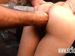 Anal Fisting Amateur Latina Maria