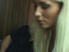 Blonde Gf Banged Tricky