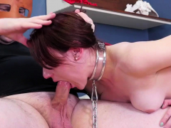 Police Teen First Time Then He Feeds Her A Big, Thick