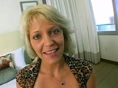 Cunning Blonde Charlee Chase Fucks Lucky Playmate