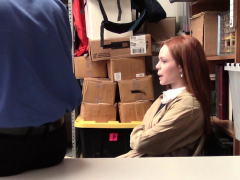 Afraid Small Tits Redhead Teen Busted By A Lp Officer