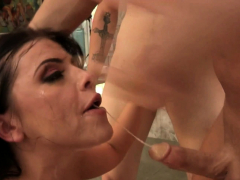 Super Slut Adriana Chechik Blowbang